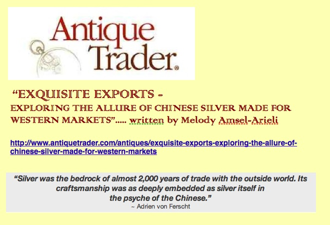 chinese-export-silver.com:Antique Trader Article