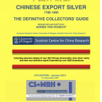 Catalogue of Chinese Export Silver Makers' Marks