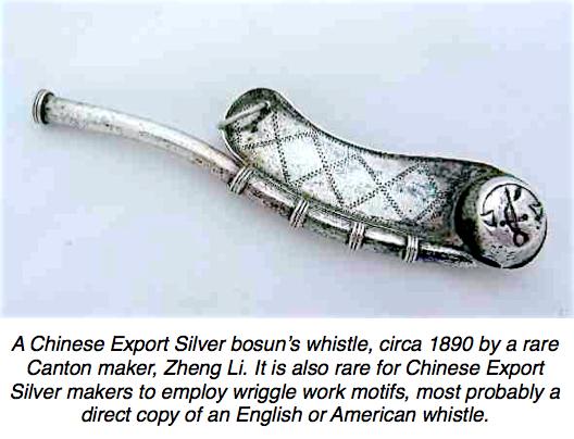 Zheng Li Bosuns Whistle