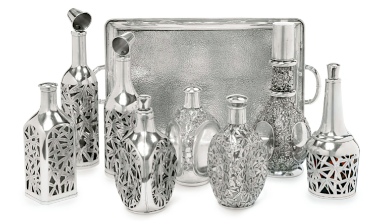 Christies Decanter Collection
