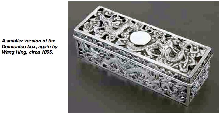 Wang Hing small box