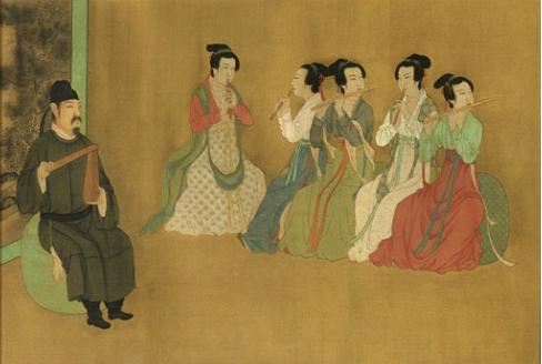 Gentleman Shi Scholar