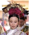 Tian Tsui en tremblant hair ornament