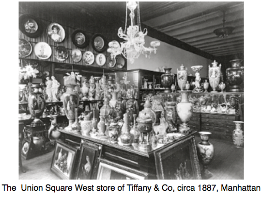 Tiffany & Co Union Square West 1897