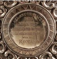 Wang Hing Trophy Inscription