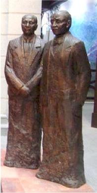 Ma Ying Piu & Guo Le
