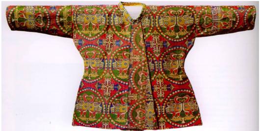 Sung Dynasty Silk Child's Jacket