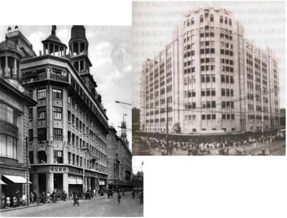 The Sun Sun & The Sun Company Department Stores Shanghai