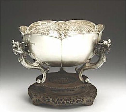Wang Hing Rose Bowl 1905