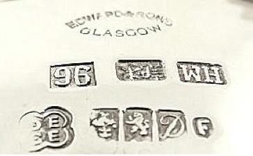 #ChineseExportSilver Wang Hing & Edward & Sons Silver Mark