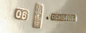 Poh Sing and Huang Jiu Ji Silver Mark