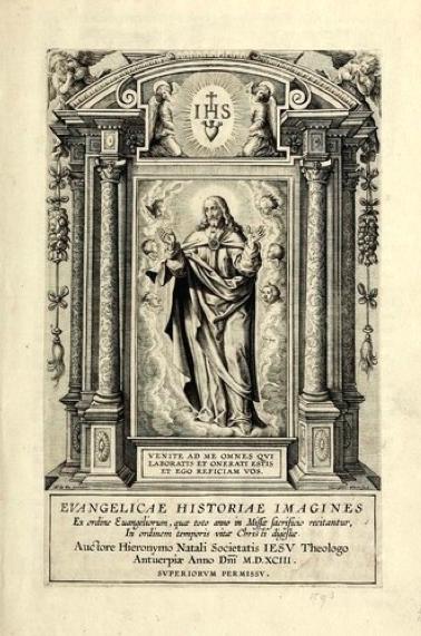 Evangelicae Historiae Imagines