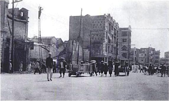 Canton redevelopment 1920