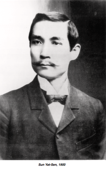 Sun Yat-sen 1900