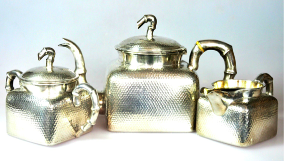Tuck Chang Tea Set