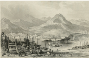 1842 Hong Kong Harbour