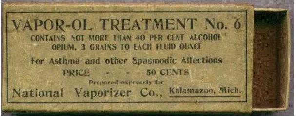 Vapor-Ol Treatment