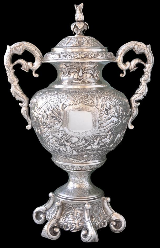 Khecheong Lidded Cup